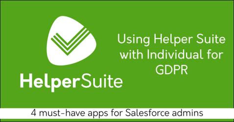 Free Salesforce must-have admin apps Helper Suite by trusted Salesforce partner Passage Technology: Rollup Helper, Lookup Helper, Storage Helper, Prioritization Helper