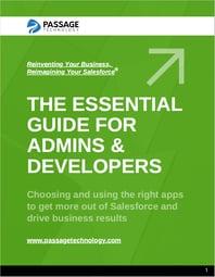 The Essential Guide for Admins & Developers e-Book Cover