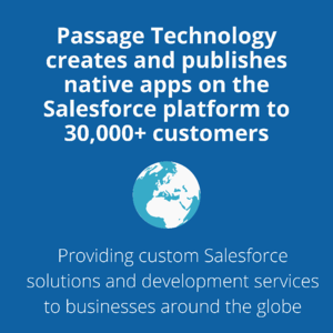 Passage Technology About Us graphic