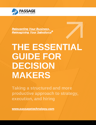 The Essential Guide for Decision Makers e-Book Cover