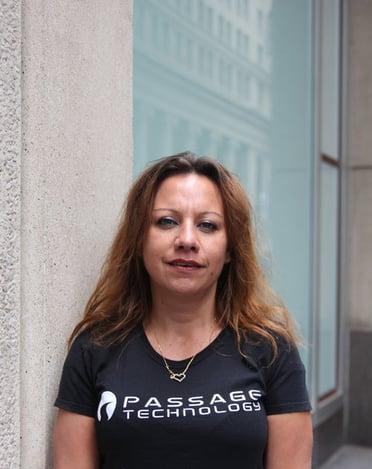 Beatriz Johnson, Finance & Admin. Manager