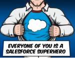 Salesforce admin superhero