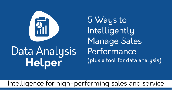Free Salesforce sales analytics app Data Analysis Helper on AppExchange: Dashboard packs, performance charts, reps, territory. By trusted Salesforce partner Passage Technology.